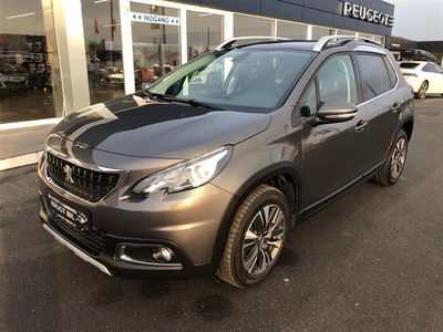 second-hand Peugeot 2008 1,2 e-THP Selection Sky 110HK