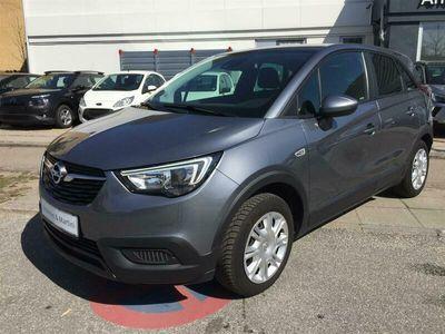brugt Opel Crossland X 1,2 T Enjoy Start/Stop 110HK 5d 6g