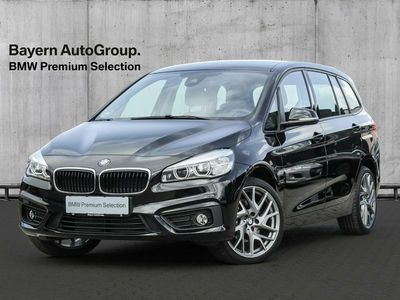 usado BMW 218 Gran Tourer d 2,0 Advantage aut.