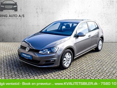 brugt VW Golf 1,4 TSI BMT Comfortline 122HK 5d 6g - Personbil - gråmetal