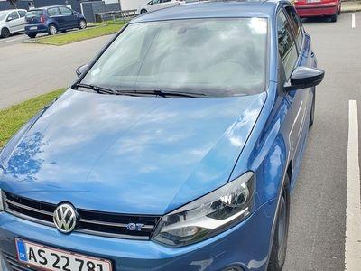 brugt VW Polo 1,4 TSI BlueGT 150 hk ACT 110 Kw 5 dørs 6 trins manuelBlueGT
