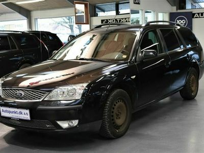 brugt Ford Mondeo 2,5 170 Ebony stc.
