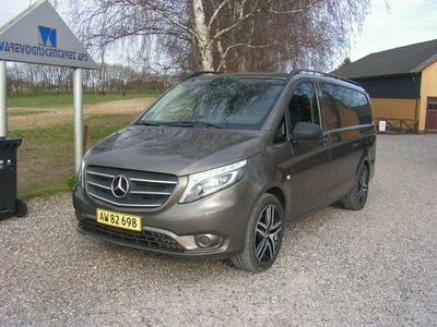 gebraucht Mercedes Vito 119 2,2 BlueTEC Standard aut. L