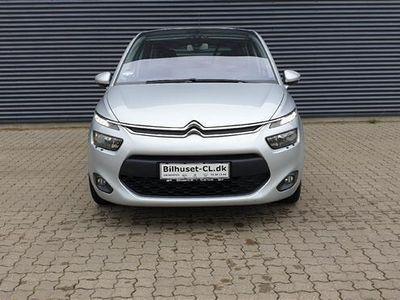 brugt Citroën C4 Picasso 1,6 e-HDi Seduction 115HK Van 6g