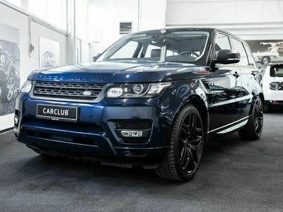 brugt Land Rover Range Rover Sport 5,0 SCV8 HSE Dynamic aut.
