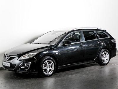 brugt Mazda 6 2,2 DE 129 Advance stc.