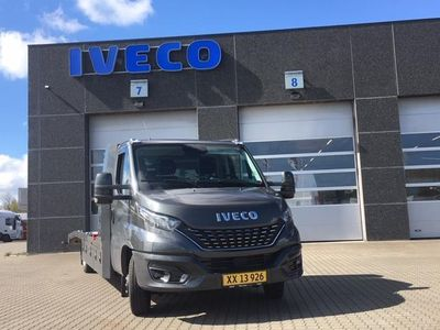 brugt Iveco Daily 35C21 3000mm 3,0 D 205HK Ladv./Chas. 6g