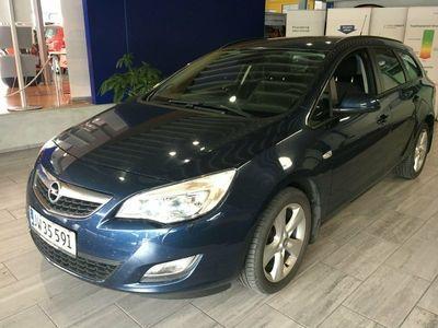 used Opel Astra 6 Enjoy ST eco