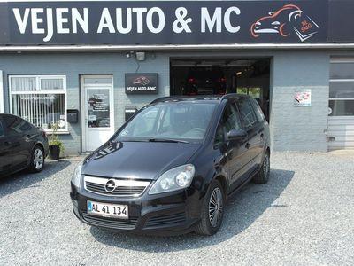 gebraucht Opel Zafira 1,8 16V 140 Enjoy 7prs