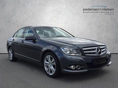 brugt Mercedes C200 d 2,1 CDI BlueEfficiency 136HK 6g