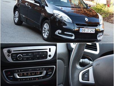 brugt Renault Scénic 1.5 dCi ESM 110