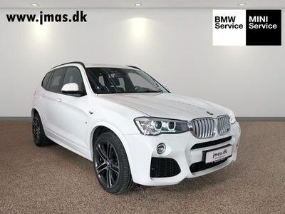 used BMW X3 3,0 xDrive30d aut.
