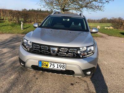 brugt Dacia Duster 1.5 dCi 109 Van EDC