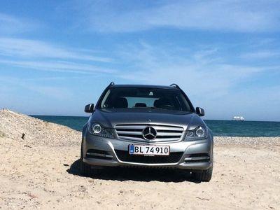 brugt Mercedes C200 2,1 CDI BlueEfficiency 136HK 6g