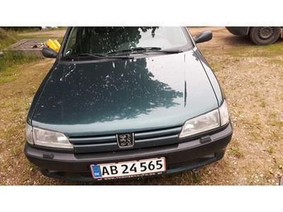 brugt Peugeot 306 306 2,02.0 automatgear
