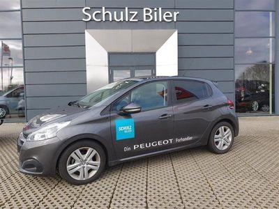 brugt Peugeot 208 1,5 BlueHDi Signature Sky 100HK 5d 1,5