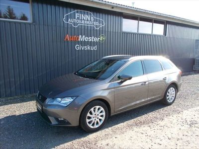 brugt Seat Leon ST TDi 110 Style