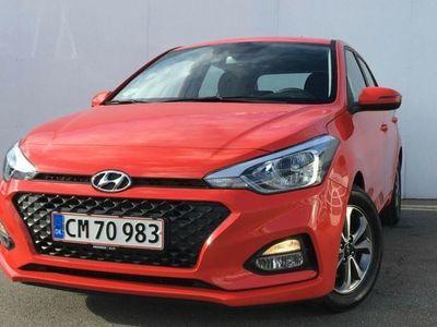 brugt Hyundai i20 1,0 T-GDI Summer Edition DCT 100HK 5d 7g Aut.