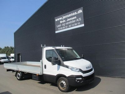 brugt Iveco Daily 35S17/HD 4100mm 3,0 D 170HK Ladv./Chas. 6g 2014