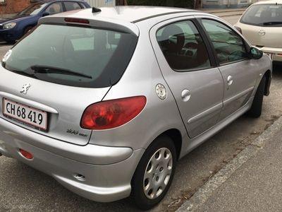 used Peugeot 206 1,4 HDI Performance S 70HK 5d