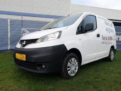 brugt Nissan NV200 1,5 DCi Comfort 89HK Van 6g