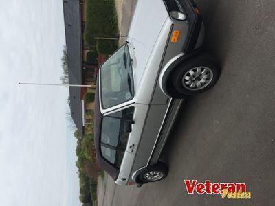 brugt VW Golf Cabriolet 1- 1,8 95 HK