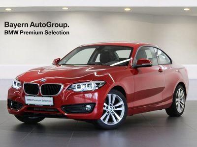 gebraucht BMW 218 i 1,5 Coupé aut.