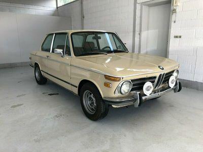 brugt BMW 2002 2,0 2d