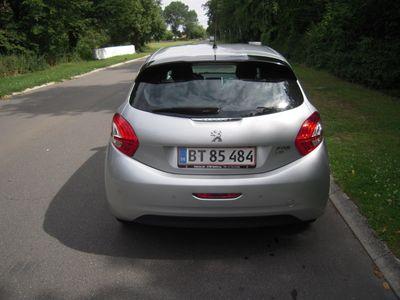 brugt Peugeot 208 1,6 e-HDi 5-D