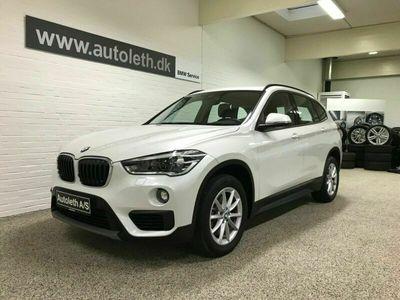 brugt BMW X1 2,0 sDrive20d Advantage