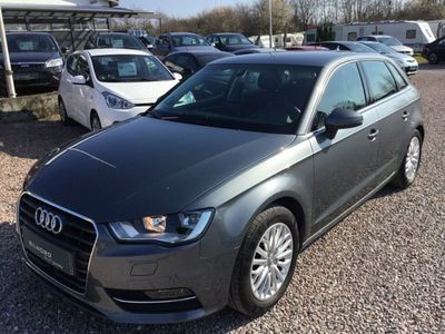 brugt Audi A3 Sportback 1,8 TFSi 180 Ambiente S-tr.