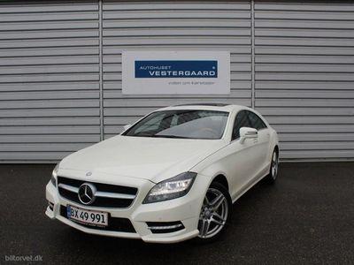 usata Mercedes CLS350 3,0 CDI BlueEfficiency 4-Matic 265HK 4d 7g Aut.