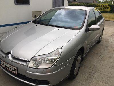 brugt Citroën C5 2,0 Elegance 140 HK