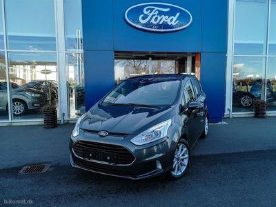 brugt Ford B-MAX 1,0 EcoBoost Titanium Start/Stop 125HK