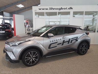 usata Toyota C-HR 1,2 T C-HIC LED - Sound 116HK 5d 6g