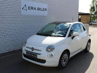 brugt Fiat 500 1,2 Eco White Start & Stop 69HK 3d