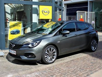 brugt Opel Astra 2 Turbo Ultimate 145HK 5d 6g A++