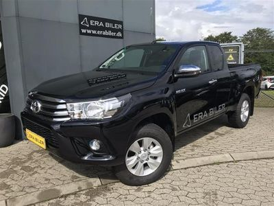 brugt Toyota HiLux Extra Cab 2,4 D-4D T3 4x4 150HK Pick-Up 6g