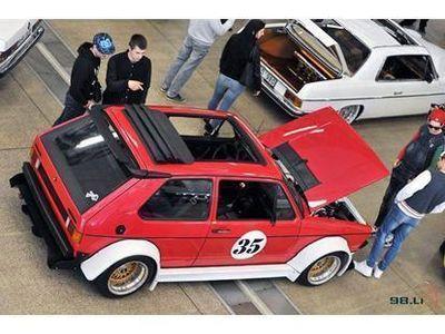 gebraucht VW Golf 1,6