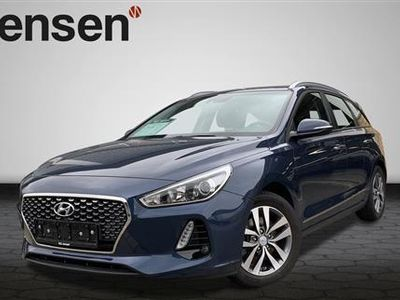 brugt Hyundai i30 Cw 1,6 CRDi Trend 110HK Stc 6g