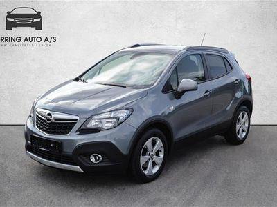 brugt Opel Mokka 1,6 CDTI Cosmo 136HK 5d 6g