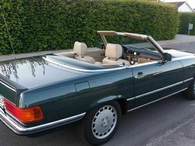 brugt Mercedes SL500 MERCEDESAUT R107