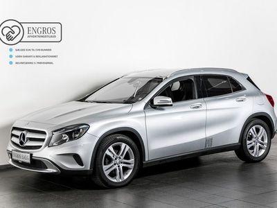 brugt Mercedes GLA220 2,2 CDi aut. 4-M Van