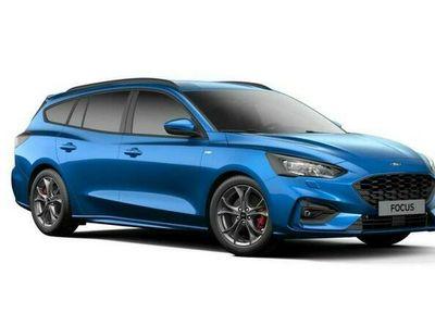 brugt Ford Focus 1,0 EcoBoost Hybrid ST-Line X 125HK Stc 6g
