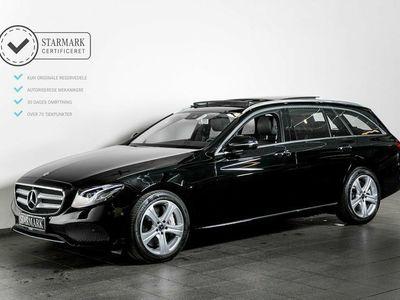 usata Mercedes E400 0 stc. aut. 4-M