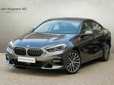 brugt BMW 218 i 1,5 Gran Coupé Sport Line aut.
