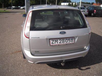 brugt Ford Focus 1,6 TDCi 90 Trend st.car