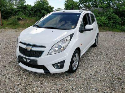 begagnad Chevrolet Spark 1,2 LS