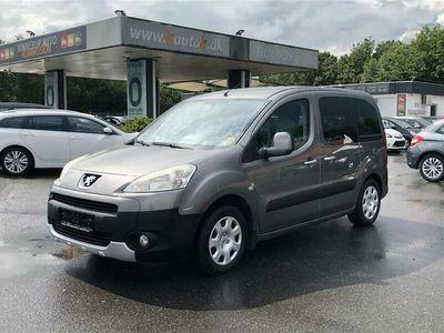 brugt Peugeot Partner 1,6 HDI Tepee Comfort Plus Outdoor 110HK