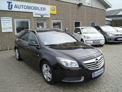 used Opel Insignia 2,0 CDTi 130 Cosmo ST eco